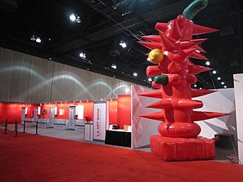 Taimei contemporary art la art show 2015 for Craft shows in louisiana